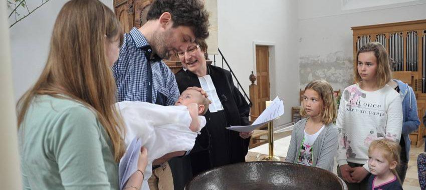 Dopen Protestantse Gemeente De Ontmoeting